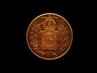1851 Brazil Locket