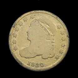 1830 Dime
