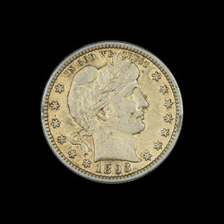 1893 Quarter
