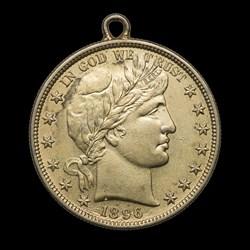 1896 Half Dollar