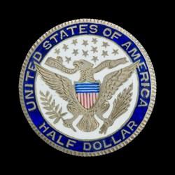 1907 Half Dollar