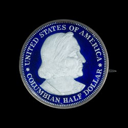 1893 Columbian Half