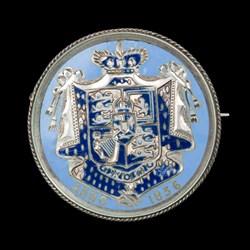 1836 Half Crown