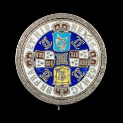 1662 British Crown