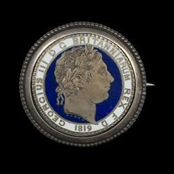 1819 British Crown