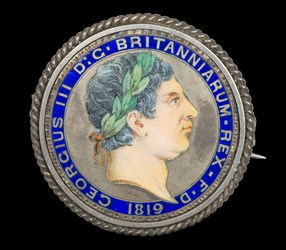 1819 British Crown