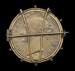 1845 British Silver