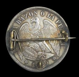 1889 Chilean Peso