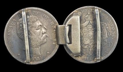 1883 Hawaiian Dollar