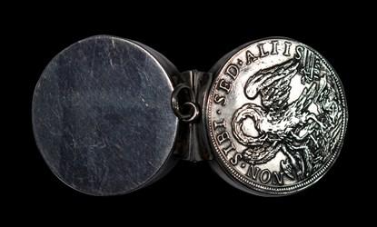 Papal Box Coin
