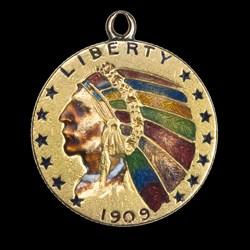 Indian Quarter Eagle