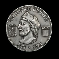 Columbus Box Medal