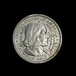 Engraved Columbian