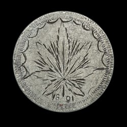 Engraved V-Nickel