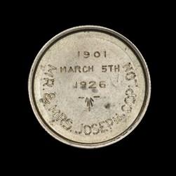 1923 Quarter