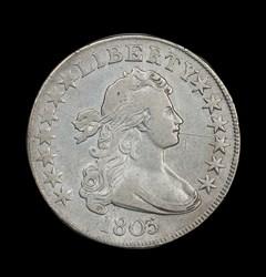 1803 Bust Half