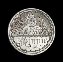 Engraved Morgan