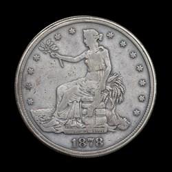 1878-S Trade Dollar