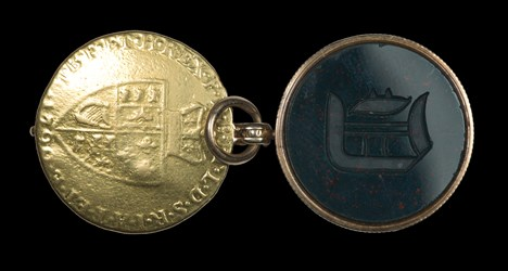 George III Locket