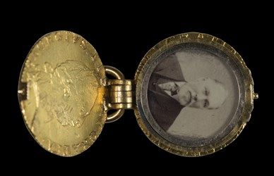 George III Locket