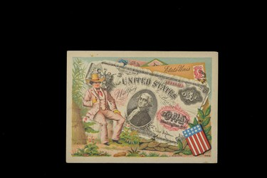 U.S. Card Template