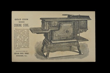 Gold Coin Stoves