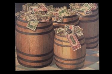 Barrel of Money