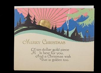 Ten-Dollar Christmas