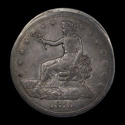 1878-S Trade Dol. Photo Locket