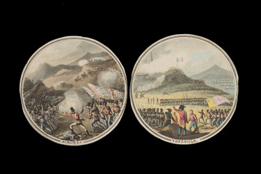 Wellington Picture Medal