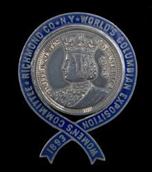 Eclectic Numismatic Treasure (Columbian Expo)