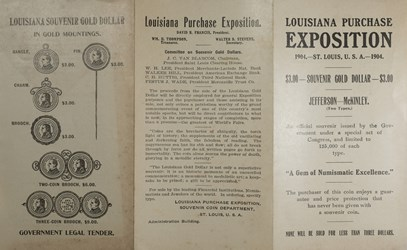 Lousiana Purchase Brochure