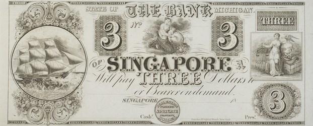 Broken Bank Note