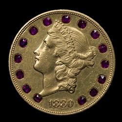 1880 Rubied $20