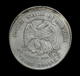 Trade Dollar Box