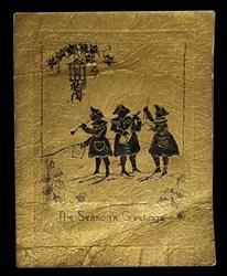 Gold Dollar Card