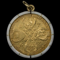1767 Gold 10 Rubles