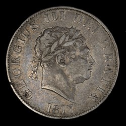 George III Halfcrown