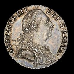 1787 Shilling