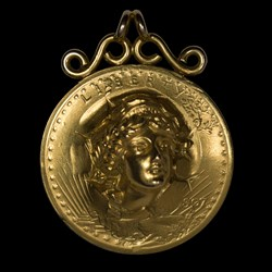 Eclectic Numismatic Treasure (Saint-Gaudens Pop-Out)