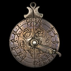 Austrian Calendar Dial