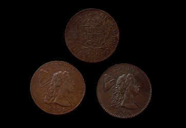 Die Varieties of the 1794 Large Cent