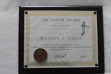 Sower Award