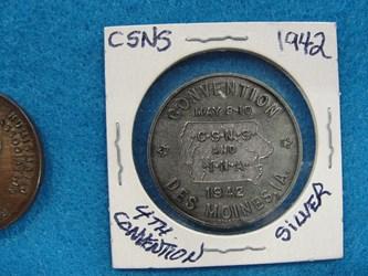 CSNS Medals