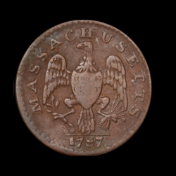1c 1787 MAssachusetts 4-C (2 of 2)