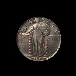 25c 1927-S (1 of 2)
