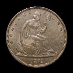 50c 1872-S (1 of 4)