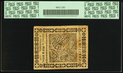 February 17, 1776 $4