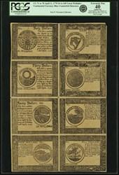 April 11, 1778 Sheet