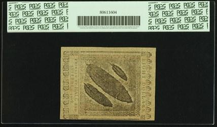 September 26, 1778 $8